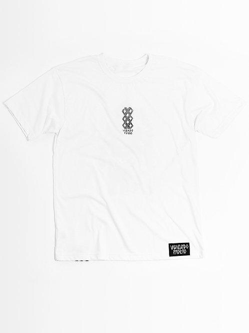 Camiseta VP Interferência Branca