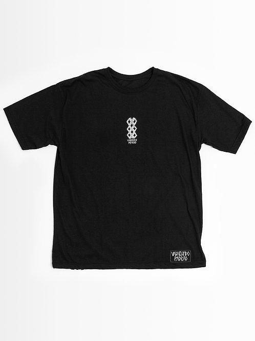 Camiseta VP Interferência Preta