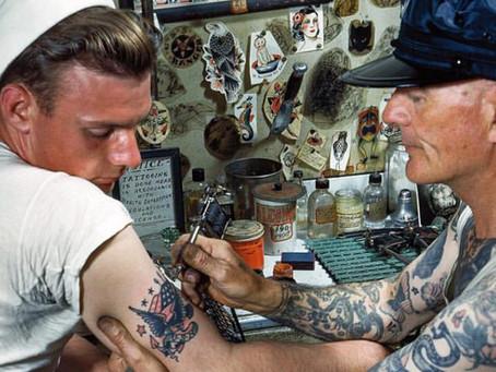 A História da Tatuagem