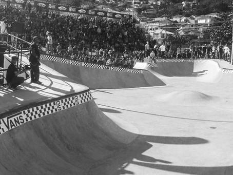 Vans Pro Skate Park Series 2016