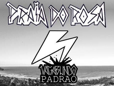 Vagabundo Padrão na Praia do Rosa
