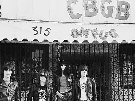 CBGB o berço do Punk
