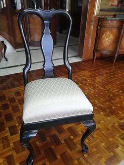 tapicería de silla de comedor en polanco