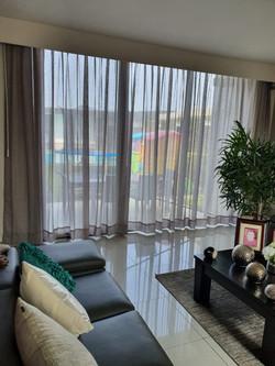 cortinas de gasa tela leglans roma silve