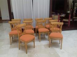 Tapicería de sillas