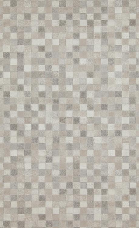Leather, Blocks - brown light - 17970.jp