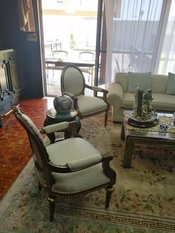 Tapicería de sillas de estudio polanco