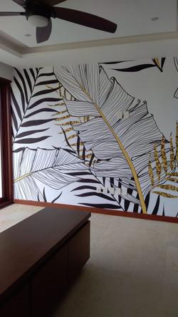trabajo polanco decora papel tapiz