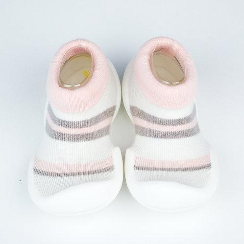 Pink Ring White