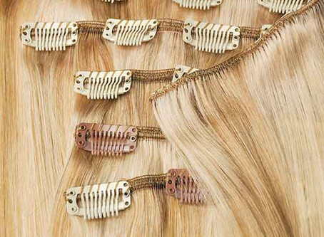WHAT EXACTLY ARE CLIP-IN HAIR EXTENSIONS?