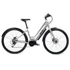 Kallio ST E-Bike Silver