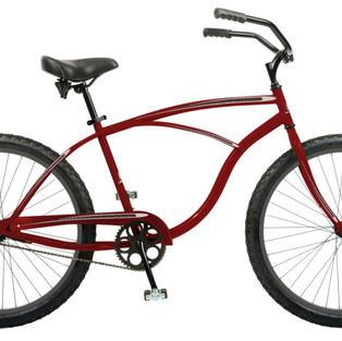 Aero Cruiser Red
