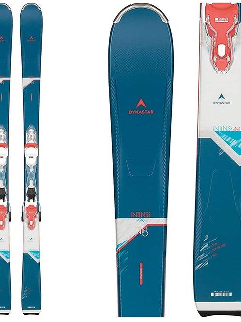 Dynastar INTENSE 4x4 78 Ski + Binding