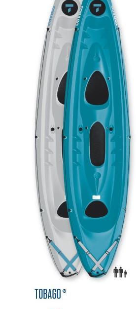 Tobago Rigid Kayak