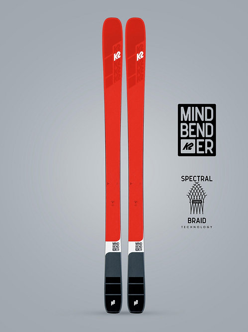 K2 Mindbender 90 Ski