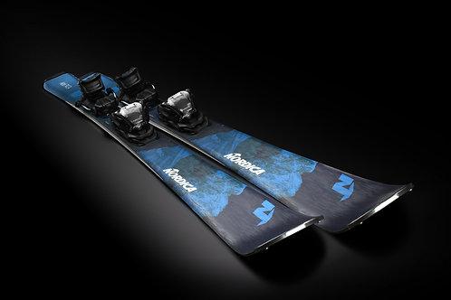 Nordica ASTRAL 74 Ski +Binding
