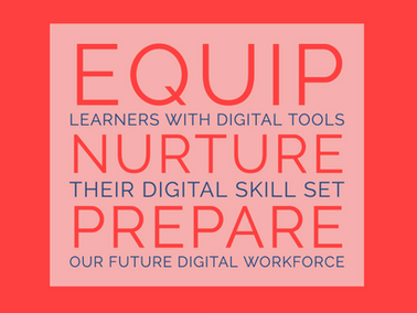 Teach creative digital skills