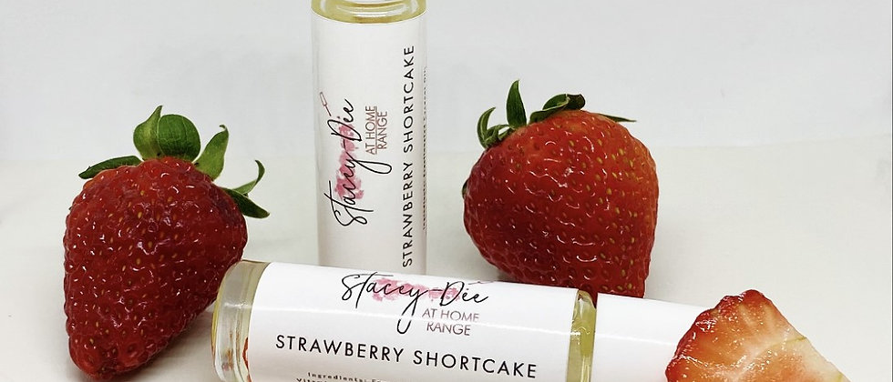 Strawberry Shortcake Cuticle Oil