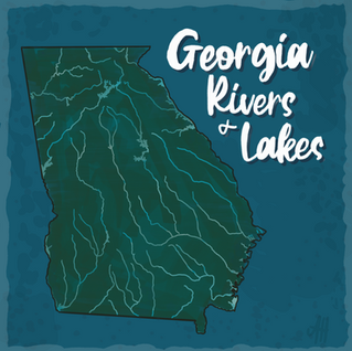 Rivers & Lakes in Georgia