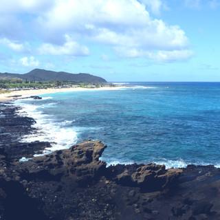 Hawaiian Ocean Scape