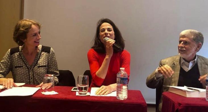 Juliette Dumont, Anaïs Fléchet et Celso Amorim