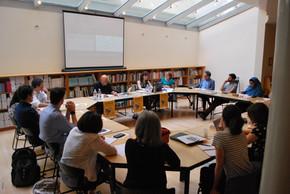 Conférence inaugurale d'Ori Preuss