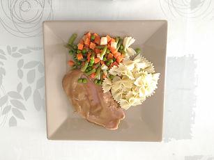 exemple plat meus du jour livraison repas portage moze sur louet murs erigne