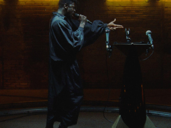 Moses Sumney - Rank and File