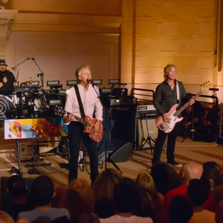 Paul MacCartney - Live from Grand Central Station, New York