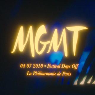 MGMT - live @Paris