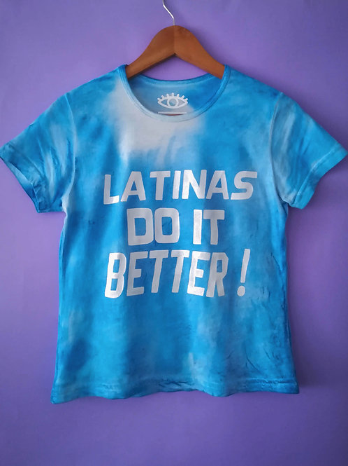 Latinas Do It Better