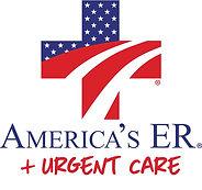AER Logo & Logotype Vertical (white fill