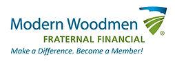 Modern Woodmen FF Logo with tagline copy