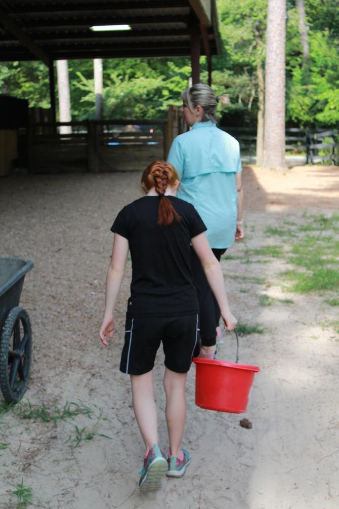 Camp Seahorse Photos - Week 3