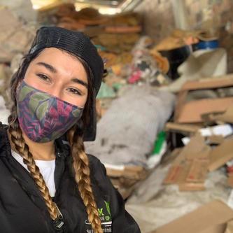 Marce La Recicladora - Youtuber