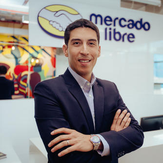 JaimeRamirez - Director Andean Region Mercado Libre