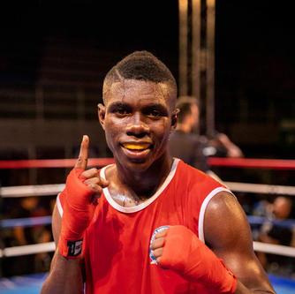 Yuberjen Martínez - Boxeador