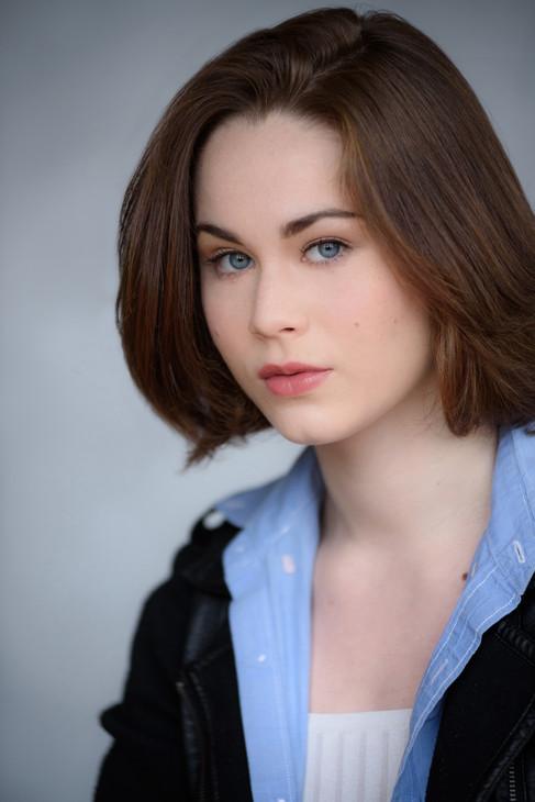 Seattle actress headshot
