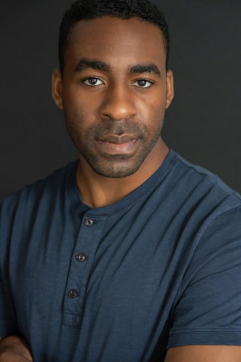 Terrific actor headshot