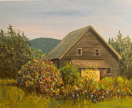Summer Colors by Jean Byrd