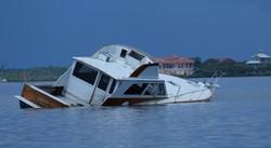 Sinking Boad
