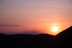 Cerro Pelon Sunset