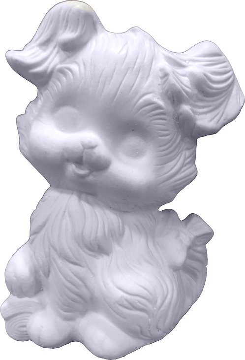 Cute Puppy Statue Painting Kit