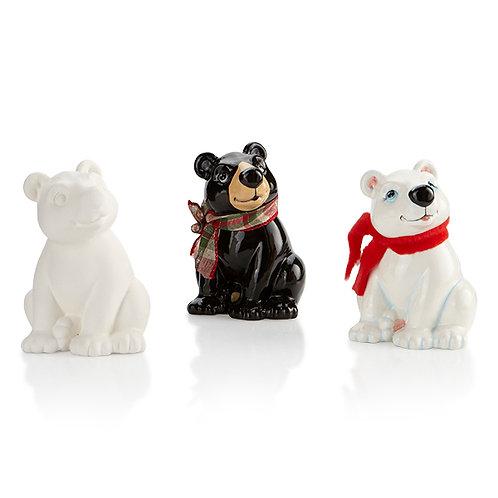 Bear Party Animal Painting Kit