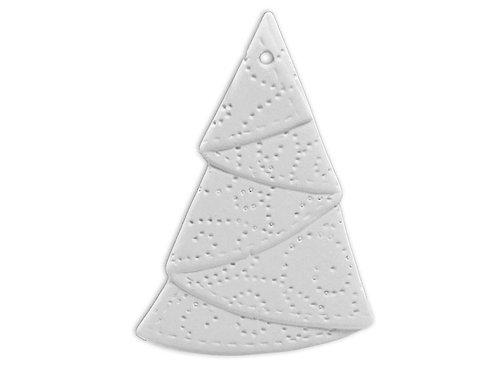 Stippled Tree Ornament Painting Kit