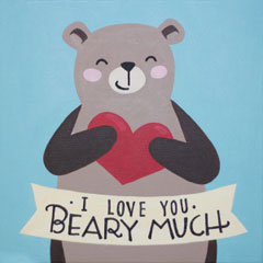 Love You Beary Much