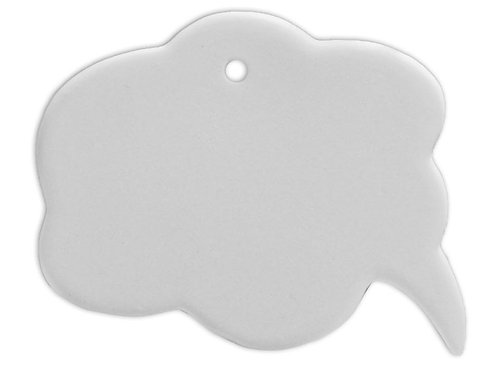 Cloud Talk Bubble Ornament Painting Kit