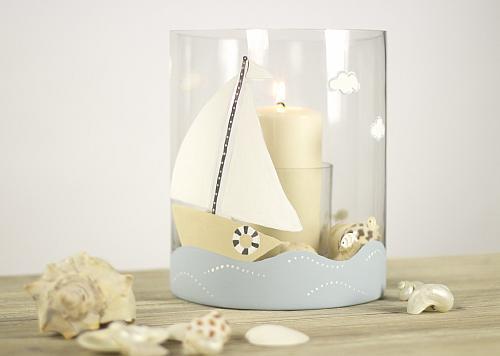Sailing Away Hurricane Candle Holder.jpg
