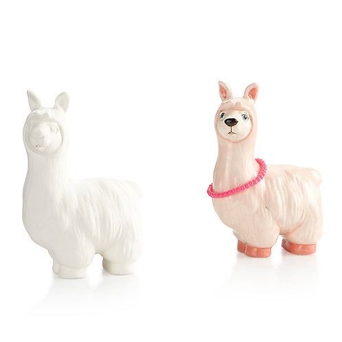 LLAMA PARTY ANIMAL Painting Kit