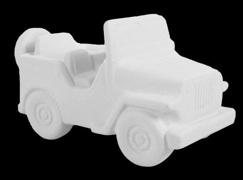 Jeep Figurine Painting Kit